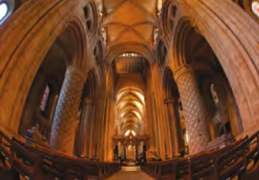 The Cathedral Church of Christ,