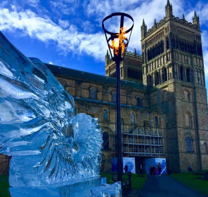 Fire and Ice Festival Durham