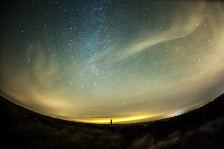 Stargazing north pennines
