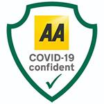 AA COVID19 Confident logo