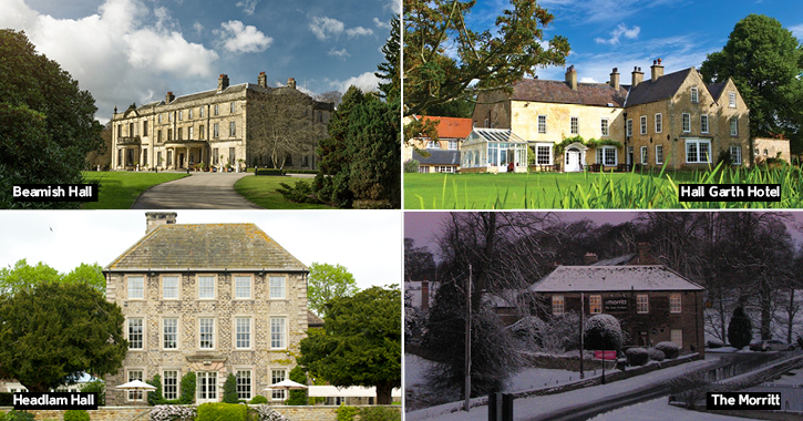 Country House Hotels in Durham