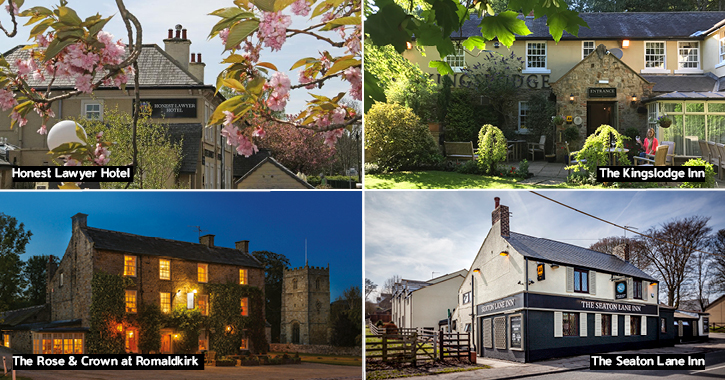 Hotels and Inns in Durham