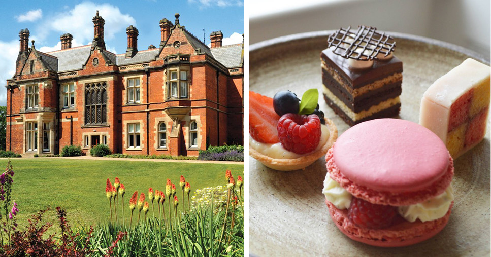 Rockliffe Hall Hotel and Afternoon Tea at Seaham Hall Hotel