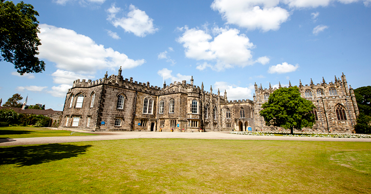 The Auckland Project, Auckland Castle