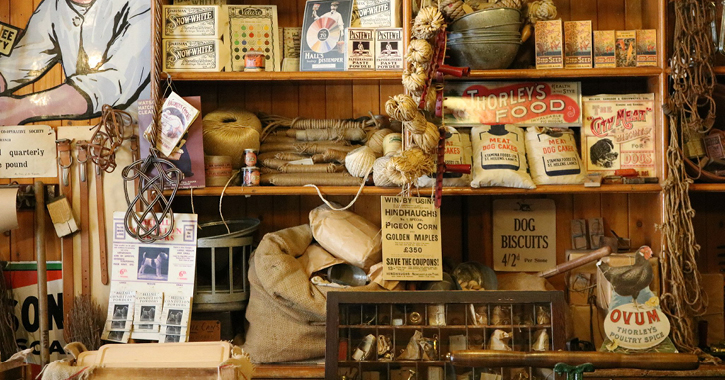 Beamish Stores