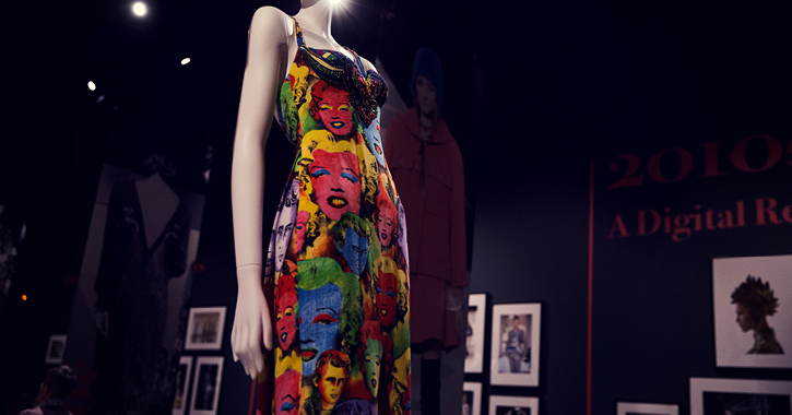 Versace Marilyn Warhol Dress
