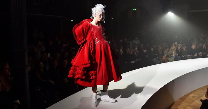 Catwalking: Fashion through the lens of Chris Moore