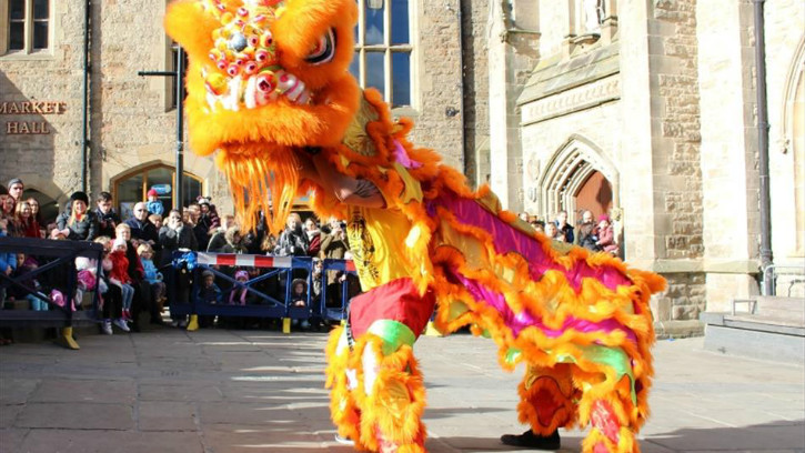 Chinese New Year Durham