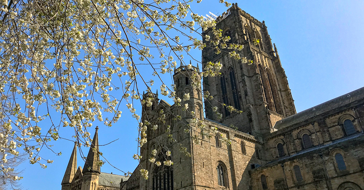 Durham Cathedral Central Tower reopens 1 june 2019