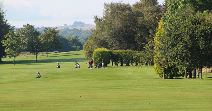 Barnard Castle Golf Course, County Durham
