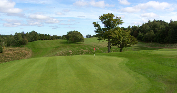 Beamish Park Golf Course, County Durham