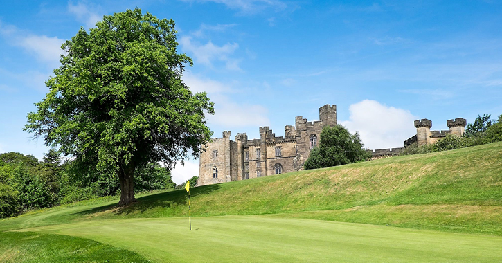 Brancepeth Castle Golf Course, County Durham
