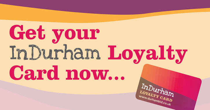 InDurham Loyalty Card 2020