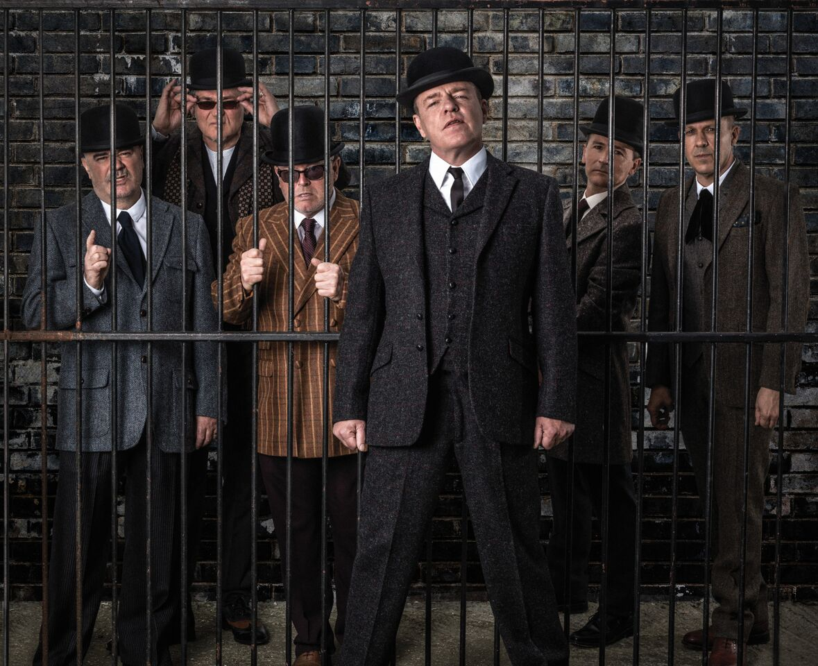Madness Live at Hardwick Hall Hotel on Friday 19th August