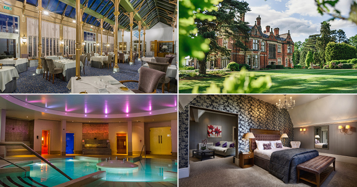 Rockliffe Hall hotel in the Vale of Durham