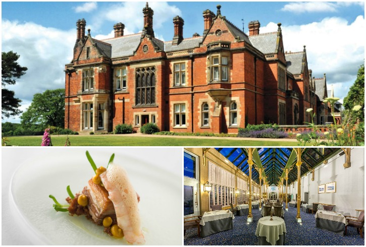 Rockliffe Hall Foodie Top 100 guide Times