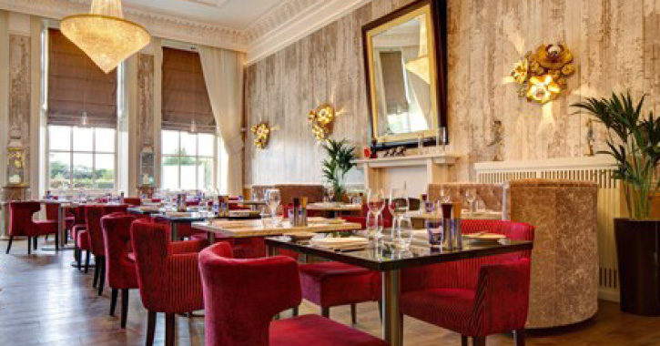The Dining Room at Seaham Hall