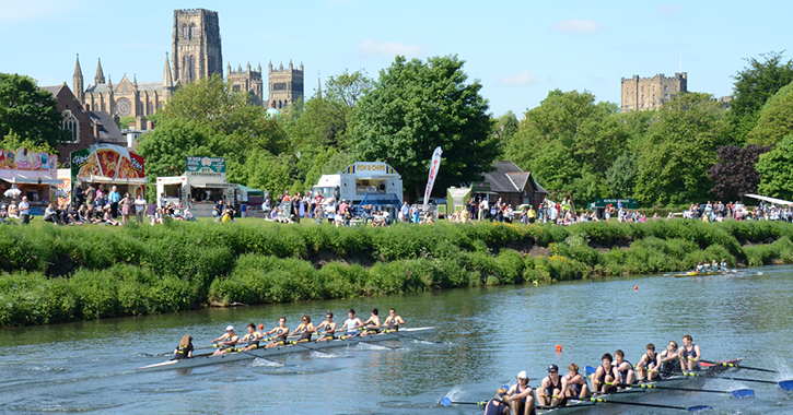 186th Durham Regatta