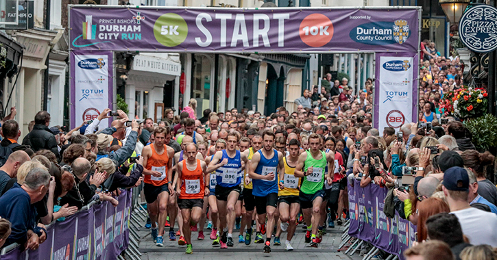 Durham City Run Festival 2019