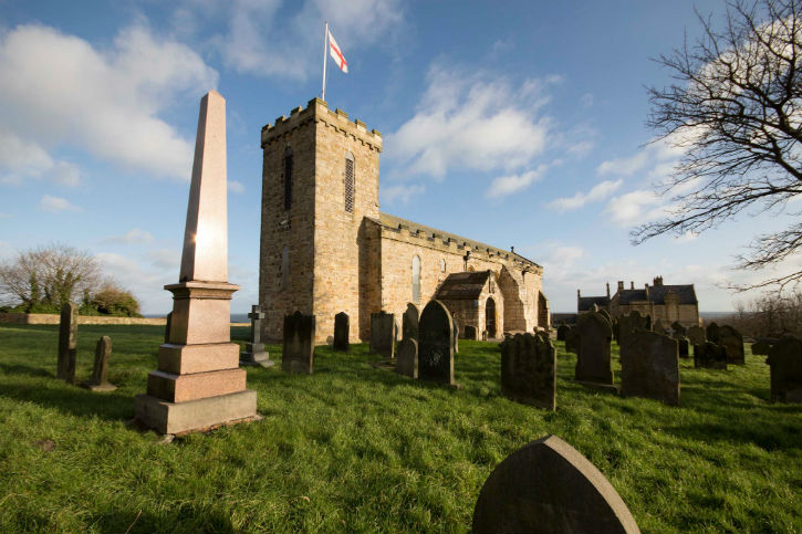 St Mary's Church, Seaham on the Durham Heritage Coast