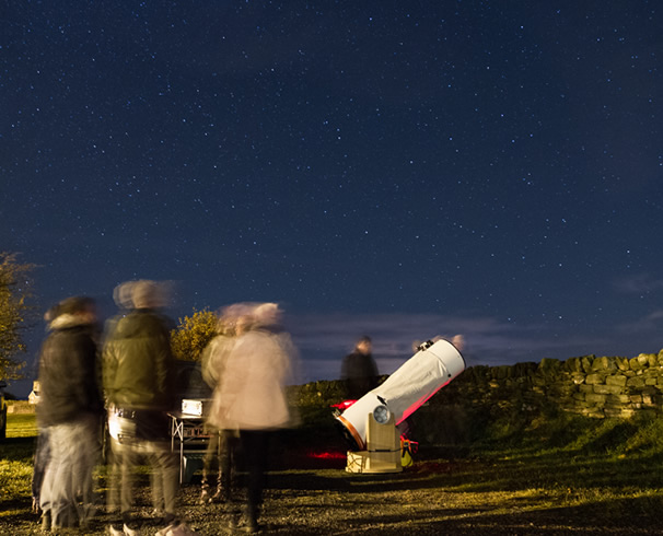 Durham Dark Sky Discovery Site at the North Pennines AONB