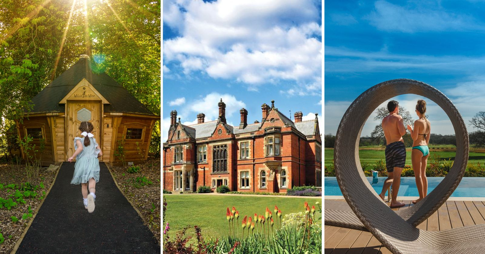 Rockliffe Hall Hotel and Spa in County Durham