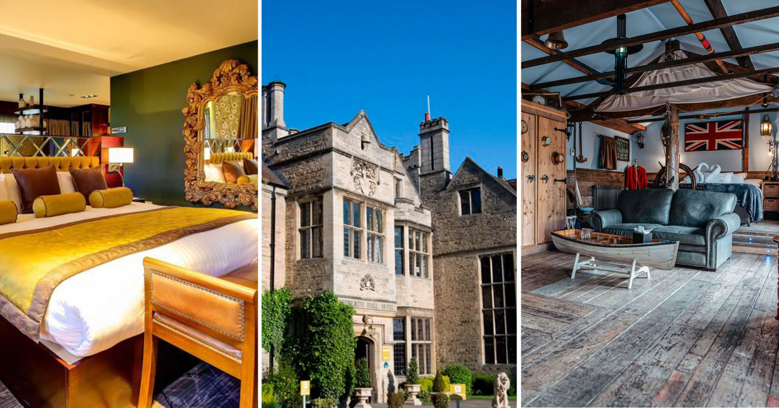 luxury hotels in County Durham