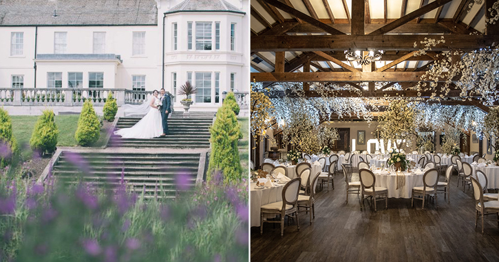 weddings at Seaham Hall and The South Causey Inn