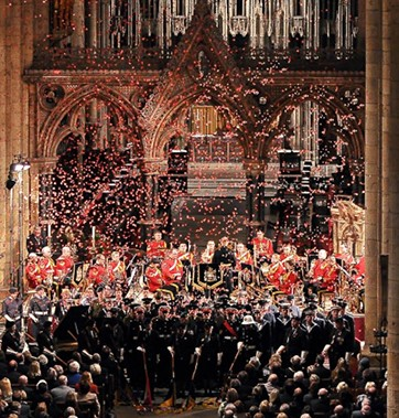 Festival of Remembrance Concert Durham Cathedral