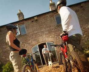 Cycling accommodation in Durham