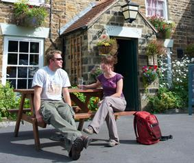 Inns and Pubs, places to stay - Northern Saints Trails