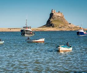 Lindisfarne -The Way of the Sea Northern Saints Trails