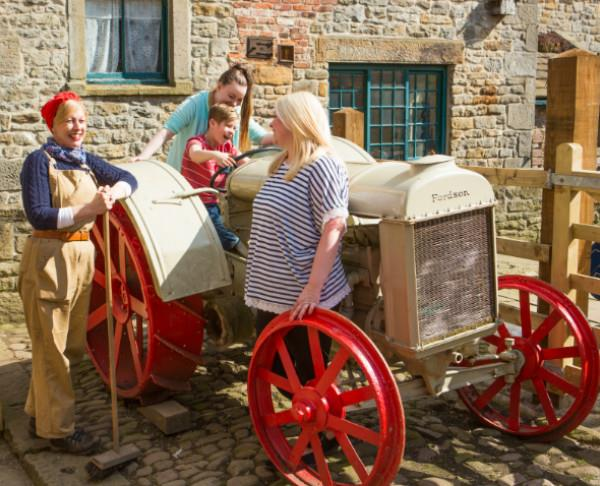 Family Fun attractions in Durham