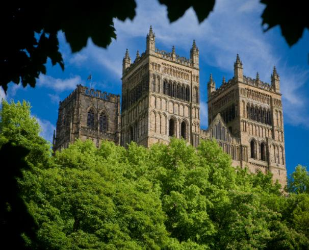 Durham Cathedral blog
