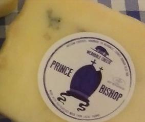 Weardale Cheese - Prince Bishop