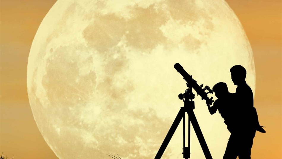 North Pennines Stargazing Festival: Learn to use a Telescope