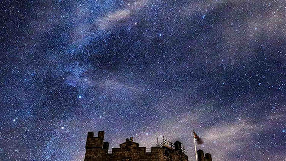 North Pennines Stargazing Festival: Family Stargazing @ Raby Castle