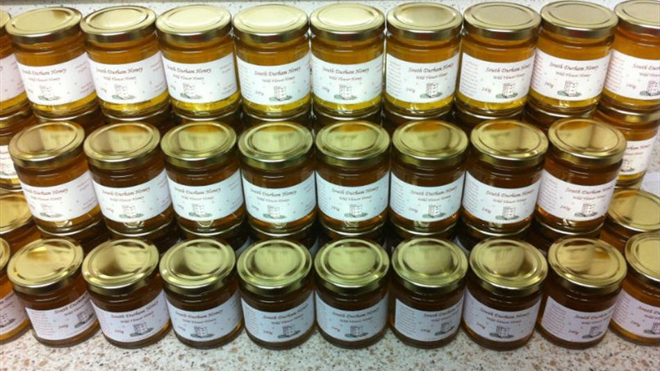 South Durham Honey - Supplier Partnership Sauces, Chutneys