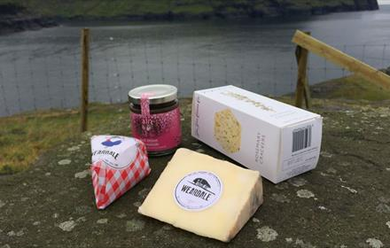 Weardale Cheese - Local delivery options available