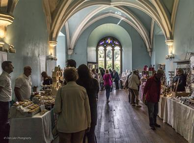 Brancepeth Castle Virtual Craft Fair