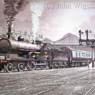 Locomotion - John Wigston Art Exhibition