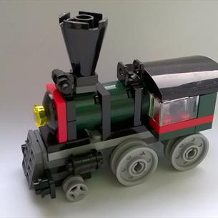 Locomotion - Lego Exhibition