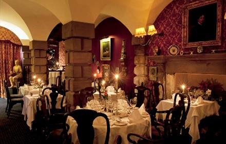 Lumley Castle - Black Knight Restaurant