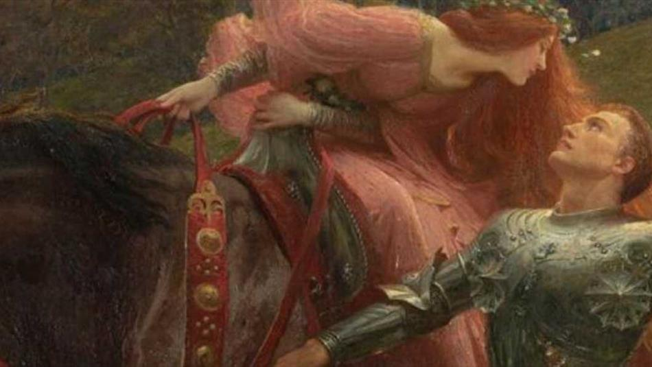 Bowes Museum - Pre-Raphaelite Knights Gallery Tour