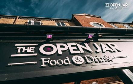 The Open Jar in Hartlepool