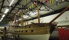Boat, Sunderland Maritime Heritage Image for Northern Saints Trails