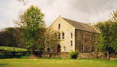 Weardale museum and High House