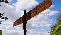 Angel of the North - Kevin Radcliffe