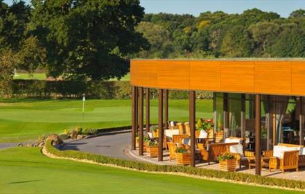 The Clubhouse at Rockliffe Hall Hotel