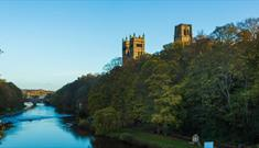 Durham Cathedral riverside walks